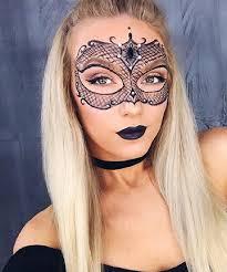 8 easy halloween makeup ideas for when