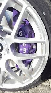 Kit 2 Brembo Car Brake Caliper Vinyl Sticker Hmcustom Online Shop