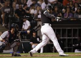 Palka leads off 9th with home, White Sox beat Indians 1-0