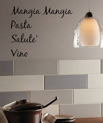 Simply Italian Words Beautiful Wall Decals