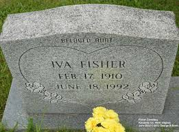 West Virginia Cemetery Preservation Association:Fisher Cemetery Cemetery,  Kanawha Co.