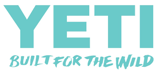 Yeti Seafoam Built For The Wild Window Decal 21090000023