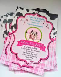 Invitaciones De Cumpleanos Para Ninas Invitaciones De Cumpleanos