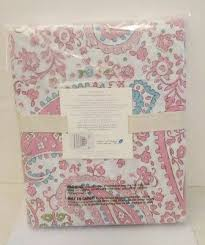 pottery barn kids multi color pink