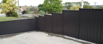 Metalcraft Colorsteel Fencing Strongfencing Co Nz