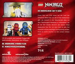 LEGO Ninjago Teil 23: Masters of Spinjitzu: 0888751757622: Amazon ...