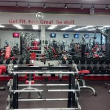 the best 10 gyms near snap fitness in