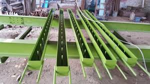 Mild Steel Fencing Post Mold For Agriculture Land Thickness 4 8mm Rs 4500 Piece Id 22169166048