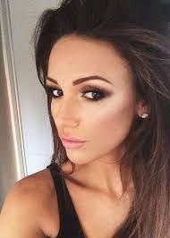 wedding makeup for brunettes best