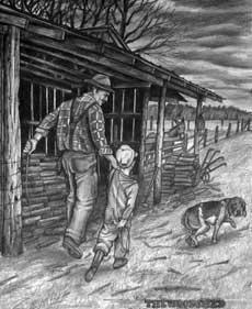 "Image result for woodshed spanking"""