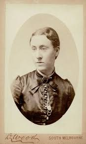 """1872. Emily Edith Smith (WJ Inglis' wife) born, Bellarine. In later years,  Marj remembers Grandma as """"an avid bowler, coming home with lots of  trophies (spoons)!"""" Also that she """"was a great"""