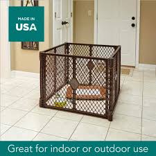 Chk North States Petpetyard Stages Dog Cat Puppy Kitten Indoor Outdoor Pet Yard Pet Yard Pen Area Cage Fence Made In Usa Pet Supplies For Dogs Dog Accessories On Carousell