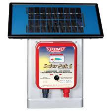 6 Volt Solar Pak Electric Fencer