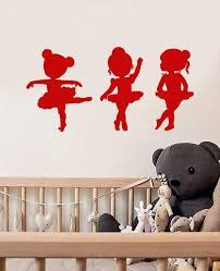 Kids Nursery Room Wall Decals Tagged Ballet Dance Wallstickers4you