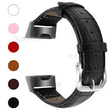 genuine leather smart watch band