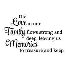love in our family wall quotes decal com