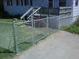 Residential Chain Link Fence Pictures