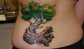 19 bonsai tree tattoos with cultural