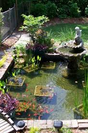 Pin By Navarro Edwards On Ponds In 2020 Ponds Backyard Garden Pond Design Fish Pond Gardens