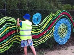 Whittlesea Community Festival1 Jpg 1 224 914 Pixels Fence Weaving Weaving Collaborative Art