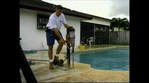 Pool Barrier Pool Fence System Youtube