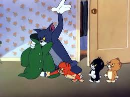 Tom and Jerry - Triplet Trouble 067 (1952) - Video Dailymotion