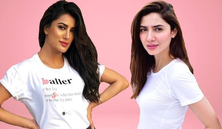 ماہرہ خان اور مہوش حیات ایشیا کی پرکشش خواتین کی فہرست میں شامل