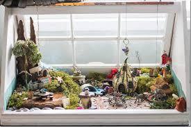 indoor fairy gardens