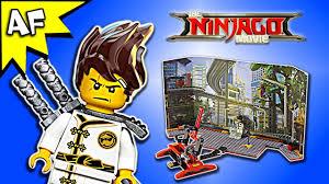 Lego Ninjago Movie Making Kit 853702 Review & Speed Build - YouTube