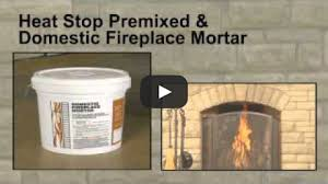 industry leading refractory mortar
