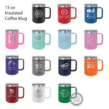 Insulated 15oz Coffee Mug With Lid Hid By Jordan 7 14 2020 Rts4742