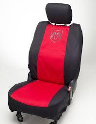 dodge truck seat covers custom canvas