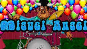 Cumpleanos Feliz Miguel Angel Youtube