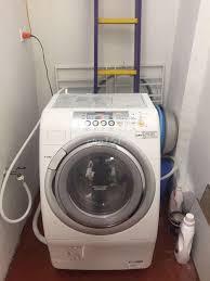 Máy giặt cửa ngang panasonic khử khuẩn tia UV - 75730335