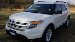 2016 ford explorer xlt used car