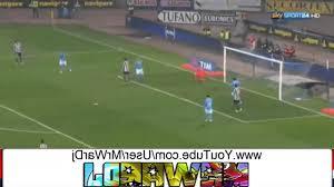Napoli - Juventus 3 - 3 Sintesi Sky Caressa - YouTube