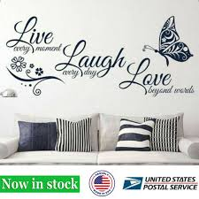 Wall Sticker Abstract Lady Living Room Removable Stickers Wall Decal Art For Sale Online Ebay