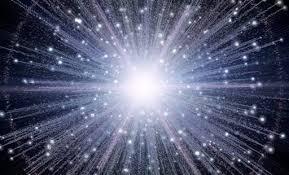 Resultado de imagen de big bang y espacio -tiempo