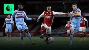 Watch Arsenal v West Ham Live Stream