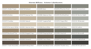 Sherwin Williams Paints Sherwin Williams Colors Sherwin Williams Paint Coloranswers House Paints Colors Paint Chart Chip Sample Swatch Palette Color Charts Exterior Interior Wall Answers