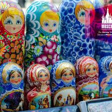 Bạn có biết rằng bộ búp bê Matryoshka lớn nhất thế giới chứa đến ...