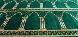 Harga Karpet Masjid Hijau Polos Dengan Harga Murah