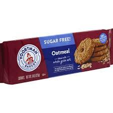 voortman cookies sugar free oatmeal