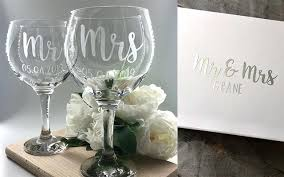 wedding gifts for gin