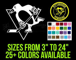 Pittsburgh Decal Etsy