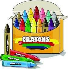 Popular Box Of Crayons Birdie Design School Wall Decals For Classroom Decoration And Design Decals O In 2020 Crayon School Design Bottle Drawing