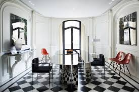 effortless chic interiors with modern
