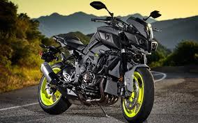 تحميل خلفيات ياماها Fz 10 2017 الأسود ياماها دراجة نارية سوداء