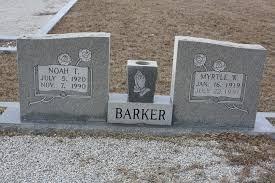 Myrtle Williamson Barker (1919-1991) - Find A Grave Memorial