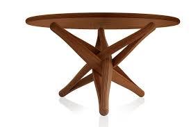 lock bamboo dinner table by j p meulendijks